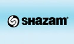 SHAZAM logo 144x82 iphone application
