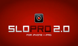 slopro application gratuiet retouche video slow motion iphone ipad vignete