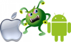 Vignette Icone Head Android Apple Virus 12012011